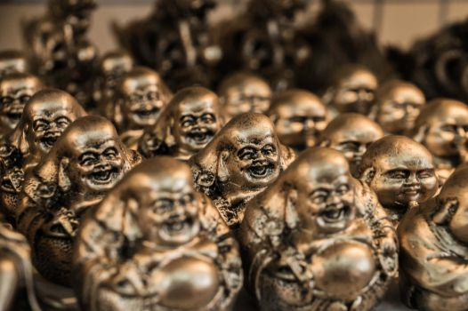Buddha Statues by votra
