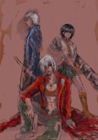Devil May Cry by Akuhen
