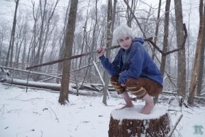 My Name...is Jack Frost. by residentexorcist