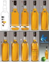 Tutorial - Bottle beer by michan