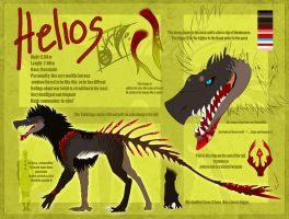Helios creature  Reference by Rubberfreak