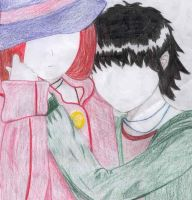 Love knows no face by CaptainCarl