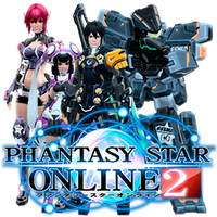 Phantasy Star Online 2 Dock Icon by ArthurReinhart