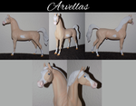 Arvellas -- Custom Peter Stone Arabian by Zareefa-Arts