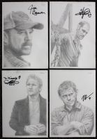 Supernatural Autographs by Atarial