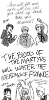 The Blood of Angry Men by BeesInMyPants