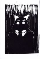 Mordecai Heller Print by CZProductions