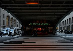 Pershing Square by maxlake2