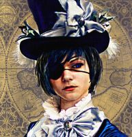Ciel Phantomhive by WiccaWart