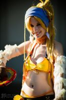 FFX-2: Rikku 1 by J-JoCosplay