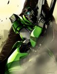 Commission: Crosshairs by SoundWaver1984