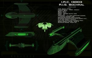 Romulan Scout ortho (2) - Update by unusualsuspex