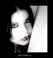 Lady Is A Vamp... by 666Glass666