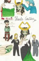 .:Hot Couture:. by PrinceUseless