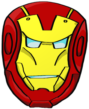 Inspired by Ironman by Trinsec