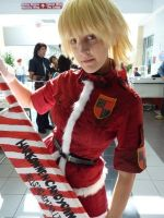 Christmas Seras by Leaviel