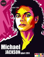 WPAP MICHAEL JACKSON by iqbal by iqbaldwi