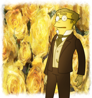 TS - The Yellow Rose by Gav-Imp