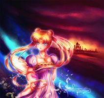 Princess Serenity by Axsens