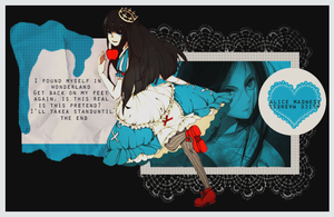 Alice madness by DolphinHaru