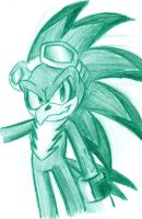 Jet CP Sketch by relyon