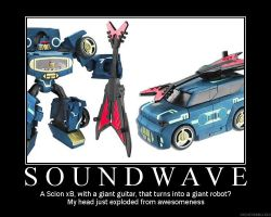 Animated Soundwave by Jesus--Of---Suburbia