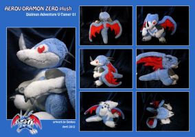 Plush: AeroV-dramon Zero by Devkyu