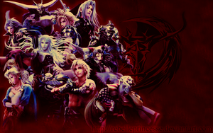 Warriors of Chaos by RebellePrincesse