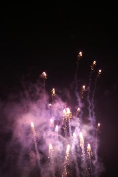 Fireworks Stock 36 by Malleni-Stock