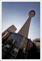 Calgary Tower by DL-Photography