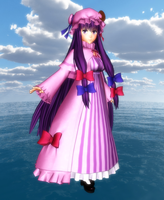 MMD -Patchy- by Kittyskie
