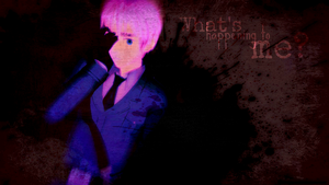 MMD 2P What's Happening to me? by EmD-Neko-Chan