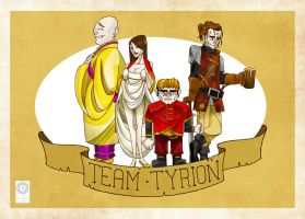 Game of Thrones: Team Tyrion by e-carpenter