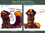 Draw this again by MissLayira