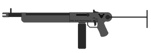 Divine Arsenal: Furious Fire Sub MachineGun by UltimaWeapon13