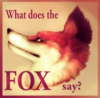 What does the fox say by Kikirrikitiki