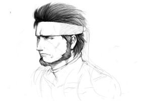 Snake Sketch by Animixter