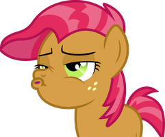 Babs Seed blows her hair by dasprid