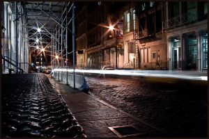 light trails by shawn015
