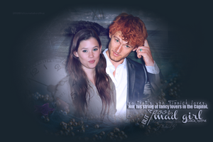 The star-crossed lovers of district 4 by Followmebehindthis