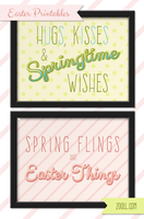 Easter Printable Art by MysticEmma