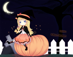 Happy Halloween! by criis-chan