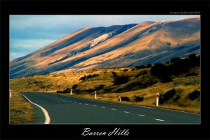 Barren Hills by bizstice