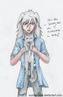 Not a Kitty! by SunlessRise
