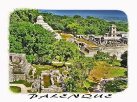 Palenque 2 by Willihelm