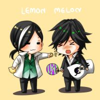 [Gaim] Lemon Melon by Hideyo