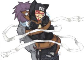 another crap kankuro drawing by prisonsuit-rabbitman