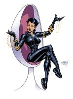 Catwoman by ScottCohn
