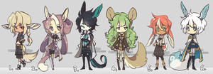 ADOPTABLES56 [CLOSED] by resadoptables