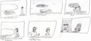 School Assignment: Storyboard2 by Warlock0103